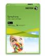 XEROX másolópapír, színes, A4, 160 g, Symphony, középzöld