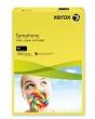 XEROX másolópapír, színes, A4, 80 g, Symphony, intenzív napsárga