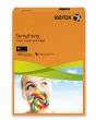 XEROX másolópapír, színes, A4, 80 g, Symphony, középnarancs