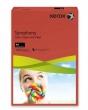 XEROX másolópapír, színes, A4, 80 g, Symphony, középpiros