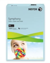 XEROX másolópapír, színes, A4, 80 g, középkék