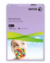 XEROX másolópapír, színes, A4, 80 g, világoslila