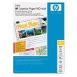 HP fotópapír, tintasugaras, A4, 180 g, kétoldalas, matt, Superior, Q6592A