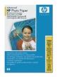 HP fotópapír, tintasugaras, 10x15 cm, 250 g, egyoldalas, magasfényű, Advanced, Q8691A