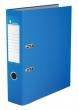 VICTORIA iratrendező, A4, 75 mm, PP/karton, kék