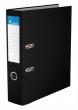 VICTORIA iratrendező, A4, 75 mm, PP/karton, fekete