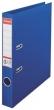 ESSELTE iratrendező, A4, 50 mm, PP/PP, élvédő sínnel, Standard, kék, E81145
