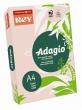 REY másolópapír, színes, A4, 80 g, Adagio, pasztell rózsaszín