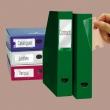 3L öntapadó címketartó zseb, 35x102 mm