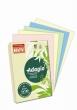 REY másolópapír, színes, A4, 80 g, Adagio, pasztell mix, 5x100 lap