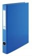 VICTORIA gyűrűskönyv, A4, 35 mm, 4 gyűrűs, kék