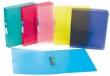VIQUEL gyűrűskönyv, A4, 35 mm, 2 gyűrűs, PP, PropyGlass, maxi, kék