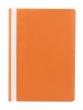 VICTORIA gyorsfűző, A4, PP, narancssárga