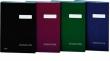 DONAU aláírókönyv, A4, 19 részes, karton, sötétkék
