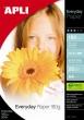 APLI fotópapír, tintasugaras, 10x15 cm, 180 g, fényes, Everyday