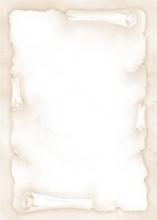 APLI mintás levélpapír, A4, 90 g, pergamen