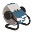 ROLODEX kartotékozó, forgó, nyitott, 57x102 mm, 500 lap, fekete