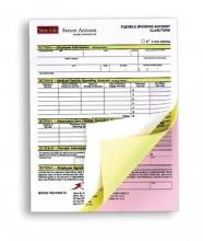 XEROX önátíró papír, A4, 4 példányos