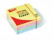 APLI jegyzettömb, öntapadós, 75x75 mm, 400 lapos, pasztell