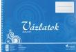 VICTORIA vázlatfüzet, B4, 32 lap, famentes