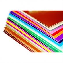 dekorkarton, 1 oldalas, 48x68 cm, rózsaszín