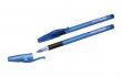 CENTRUM golyóstoll, 0,5 mm, eldobható, Lotto, kék