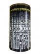 LYRA grafitceruza, HB, háromszögletű, zebra