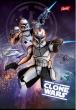 UNIPAP füzet, A5, 32 lapos, Clone Wars, kockás