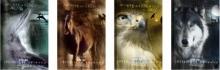 UNIPAP spirálfüzet, A4, 50 lapos, karton borítós, Incredible Animals, kockás