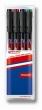 EDDING alkoholos marker, 1 mm, OHP, 142 M, kúpos, vegyes