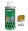 STANGER kreatív színezőspray, 150 ml, metál arany