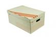 PD archiváló konténer, 540x254x360 mm, felfelé nyíló