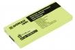 DONAU jegyzettömb, öntapadós, 38x51 mm, 3x100 lapos, ECO, sárga