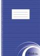 VICTORIA spirálfüzet, A4, 70 lapos, vonalas