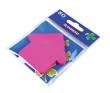 DONAU jegyzettömb, öntapadós, 50 lapos, nyíl alakú, rózsaszín