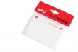 APLI öntapadó címketömb, 50x30 mm, 200 címke/tömb, Memory Sticker, azonosítócímke