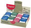 MAPED radír, Architecte, 50x30x17 mm, színes műanyag tokban