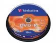 VERBATIM DVD-R, 4,7 GB, 16x, hengeren