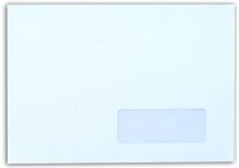 EURO boríték, LC5 (162x229 mm), öntapadós, jobb ablakos
