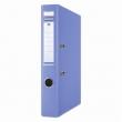 DONAU iratrendező, A4, 50 mm, PP, élvédő sínnel, Premium, világoskék