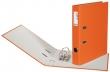 BIELLA iratrendező, A4, 50 mm, PP, Plasticolor, narancs