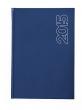 ARRABONA határidőnaptár, A5, napi, fehér lapos, Standard, kék, 2014