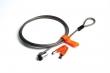 KENSINGTON kábel, biztonsági, Slim Microsaver