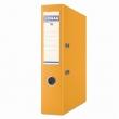 DONAU iratrendező, A4, 75 mm, PP, élvédő sínnel, Premium, narancs