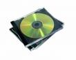 FELLOWES CD tok, 1 db-os, normál, átlátszó/átlátszó