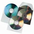 3L CD tartó zseb, 127x127 mm, kiszedő réssel