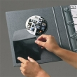 3L CD tartó zseb, 127x127 mm, antisztatikus béléssel