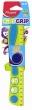 MAPED vonalzó, műanyag, 20 cm, Kidy Grip, gumírozott, vegyes szín