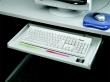 FELLOWES billentyűzettartó, kihúzható, Standard