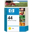 HP 51644YE tintapatron, Designjet 350c/450c, sárga, Nr. 44